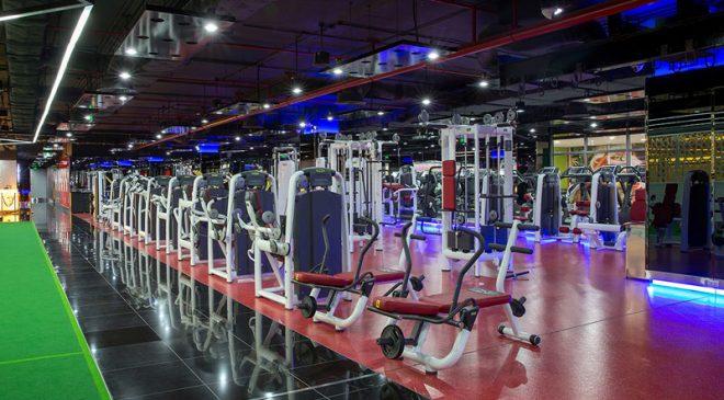 10 Phòng Tập GYM tốt nhất tại quận bình thạnh California Fitness & Yoga - Pearl Plaza