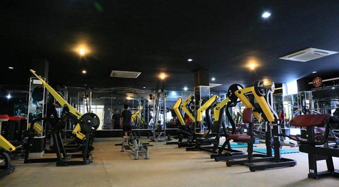 10 Phòng Tập GYM tốt nhất tại quận bình thạnh KingSport Fitness Center - Điện Biên Phủ