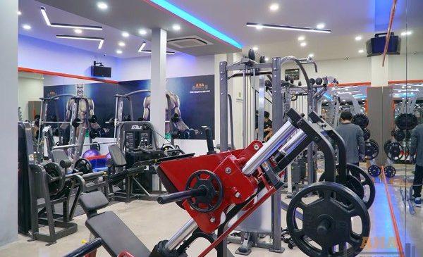 Phòng Tập GYM tốt nhất tại quận bình thạnh Aha Gym Club