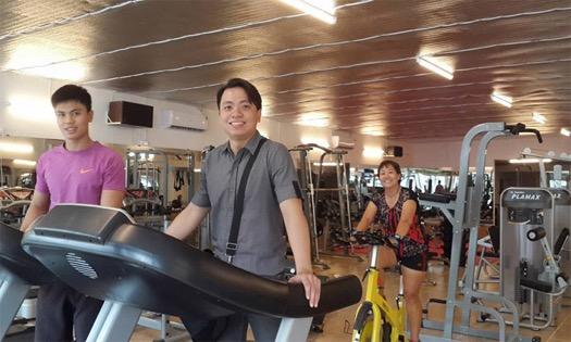 10 Phòng Tập GYM tốt nhất tại quận bình thạnh gym fitness quang minh