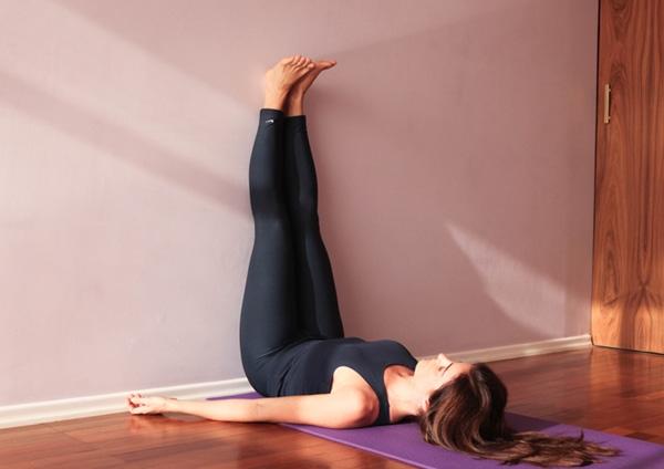 động tác yoga chữa bệnh mất ngủ