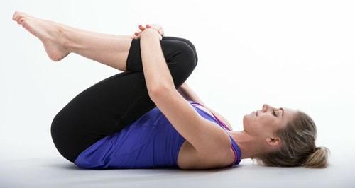 bài tập yoga chữa bệnh mất ngủ