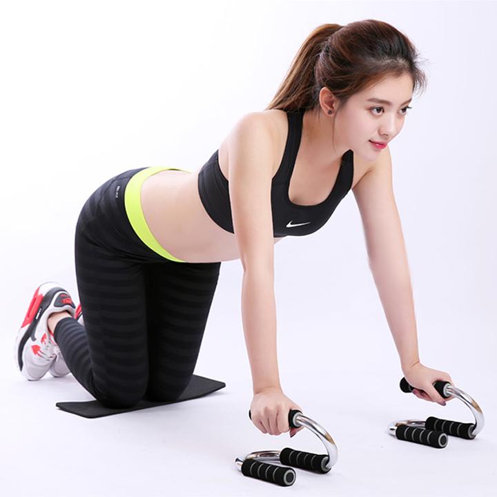 Dụng Cụ Tập Gym Tại Nhà Cho Nữ Con dụng cụ chống đẩy