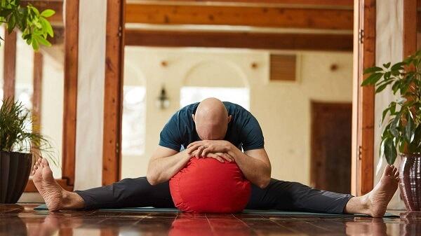 Các tư thế yoga chữa mất ngủ
