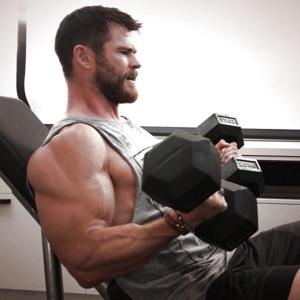 Lịch tập gym cho nam đầy đủ nhất