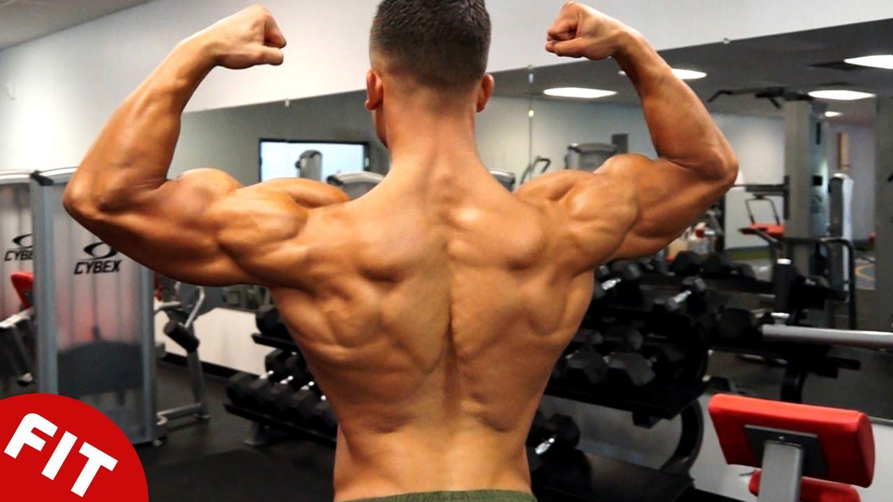 12 bài tập lưng xô tốt nhất cho nam