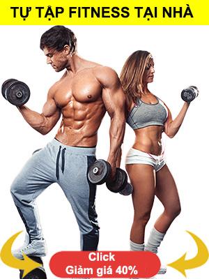 tự tập gym tại nhà