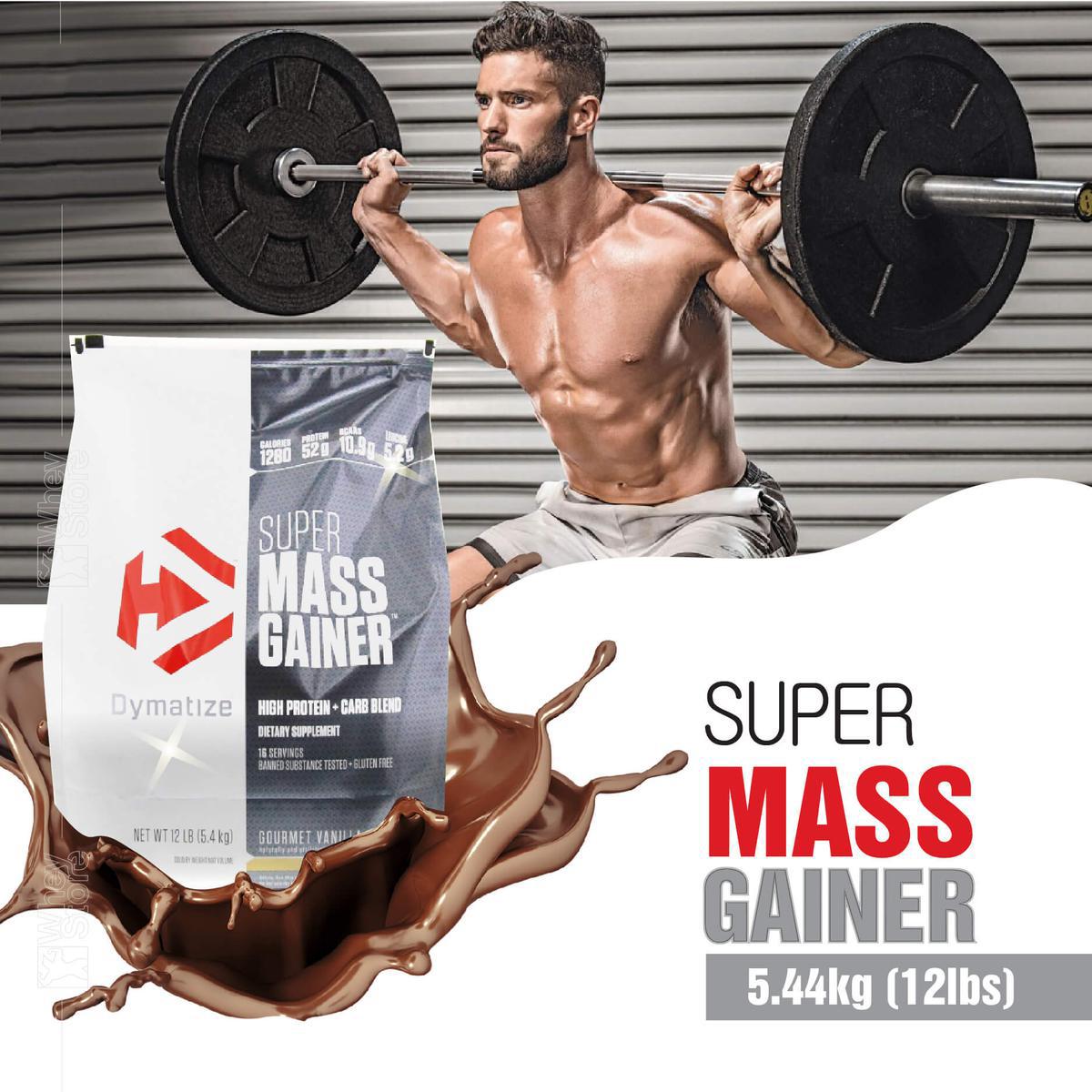 Super Mass Gainer có tốt không?