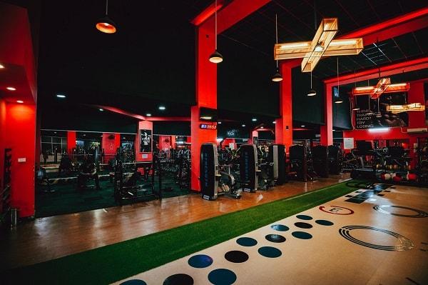 phòng tập Gym Quận 12