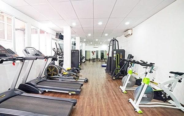 phòng tập Gym Quận 3