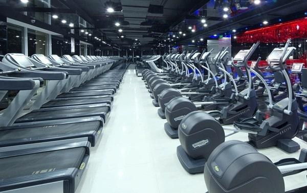 phòng tập Gym Quận 4