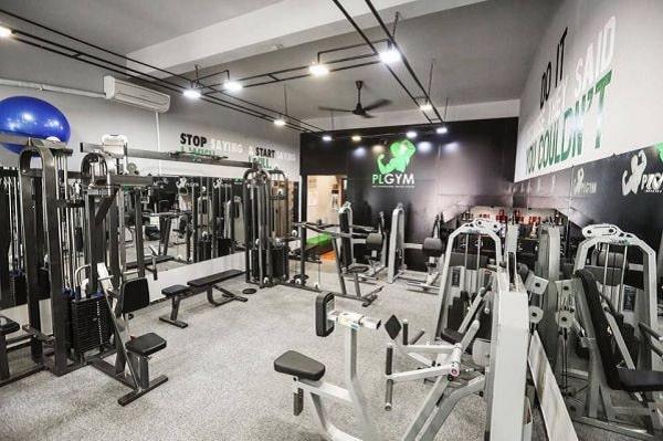 phòng tập Gym Quận 5