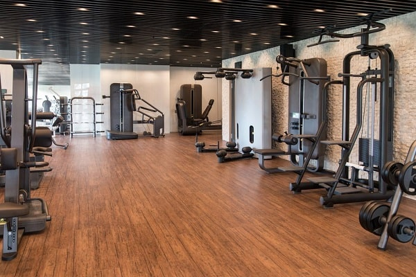 phòng tập Gym Quận 8