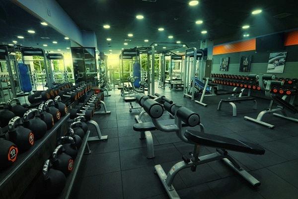 phòng tập Gym Quận Bình Tân