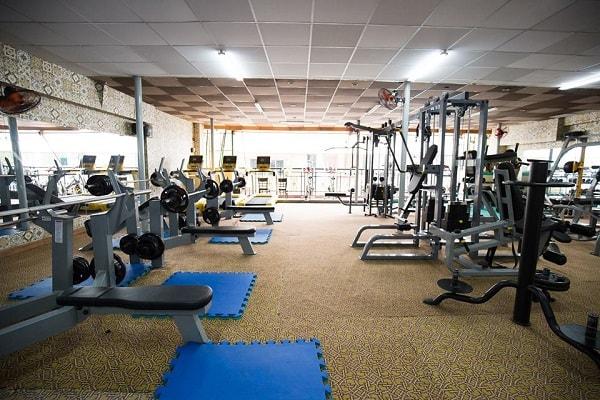 phòng tập Gym Quận Tân Bình
