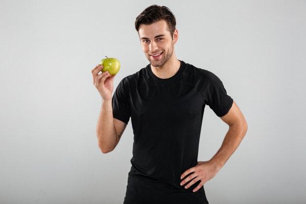 Tập gym ăn chay ăn gì