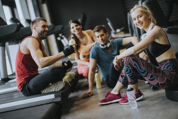 Tập gym cho người ăn chay