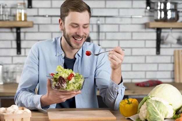 Thực đơn cho người tập gym ăn chay