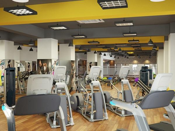 phòng tập Gym Quận Bắc Từ Liêm