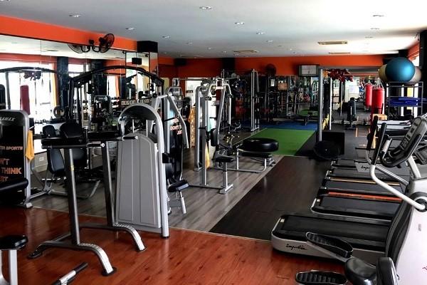 phòng tập Gym Quận Thủ Đức
